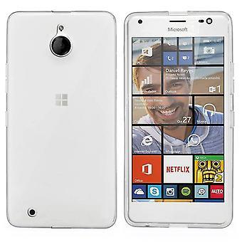 مايكروسوفت Lumia 850 حالة شفافة - CoolSkin3T
