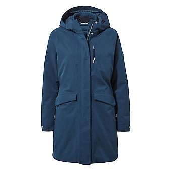 Craghoppers Womens Cato 3 In 1 Waterproof Breathable Coat