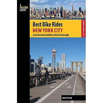 Beste sykkelturer New York City - stor rekreasjonsbruken Rides i fem B