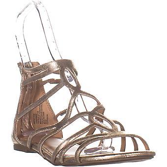 Crianças material menina meninas Sira zipper slide sandálias