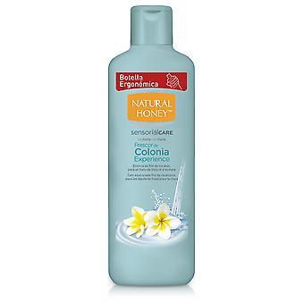 Naturlig honning Frescor de Cologne shower gel 650 ml unisex