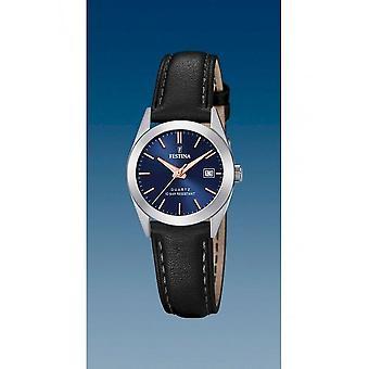 Festina - Wristwatch - Ladies - F20447/B - Steel Strap Classic