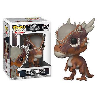Jurassic wereld 2 gevallen Koninkrijk Stygimoloch pop! Vinyl