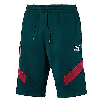 2019-2020 Italy Puma Iconic MCS Shorts (Pine)