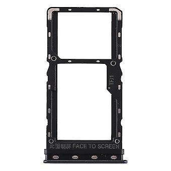 Sim Card Tray für Xiaomi Mi A3 Schwarz Karten Halter Schlitten Holder Ersatzteil Reparatur