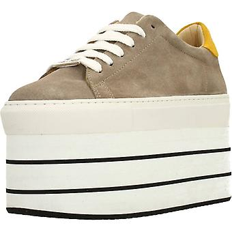 Yellow Sport / Peppermint Color Niquel Sneakers