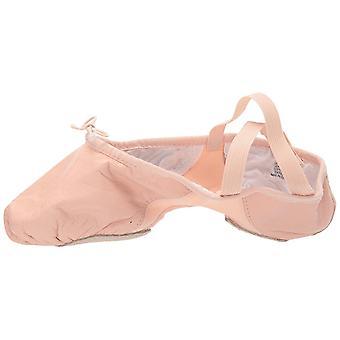 Bloch Women's Proflex Leather Dance Shoe, Pink, 3.5 Narrow