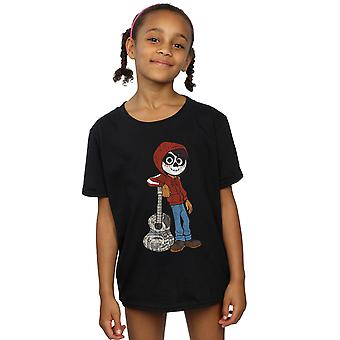 Disney Girls Coco Miguel Con Camiseta de Guitarra