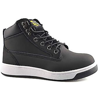 Grafters Mens Action Safety Trainer Boot