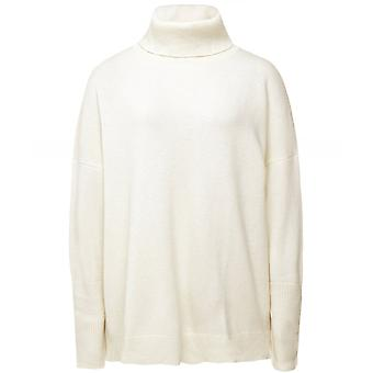 Chinti and Parker Cashmere Roll Neck Jumper