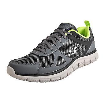 Buy Skechers Men's Go Run 600 Utilize Cross Training Black D