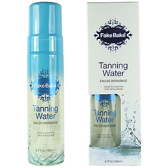 Fake Bake Tanning Water & Mitt 198ml
