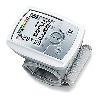 Blood pressure monitor wrist Beurer BC31 white