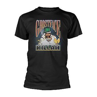 Ghostface Killah Wu Tang Clan hip hop rap officiella T-shirt