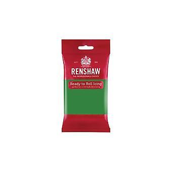 Renshaw Lincoln Grün 250g bereit zu rollen Fondant Vereisung Zuckerpaste