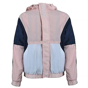 Hugo Boss Girls Hugo Boss Girl's Pink Windbreaker Jacket