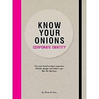 Know Your Onions  Corporate Identity by Soto & Drew de