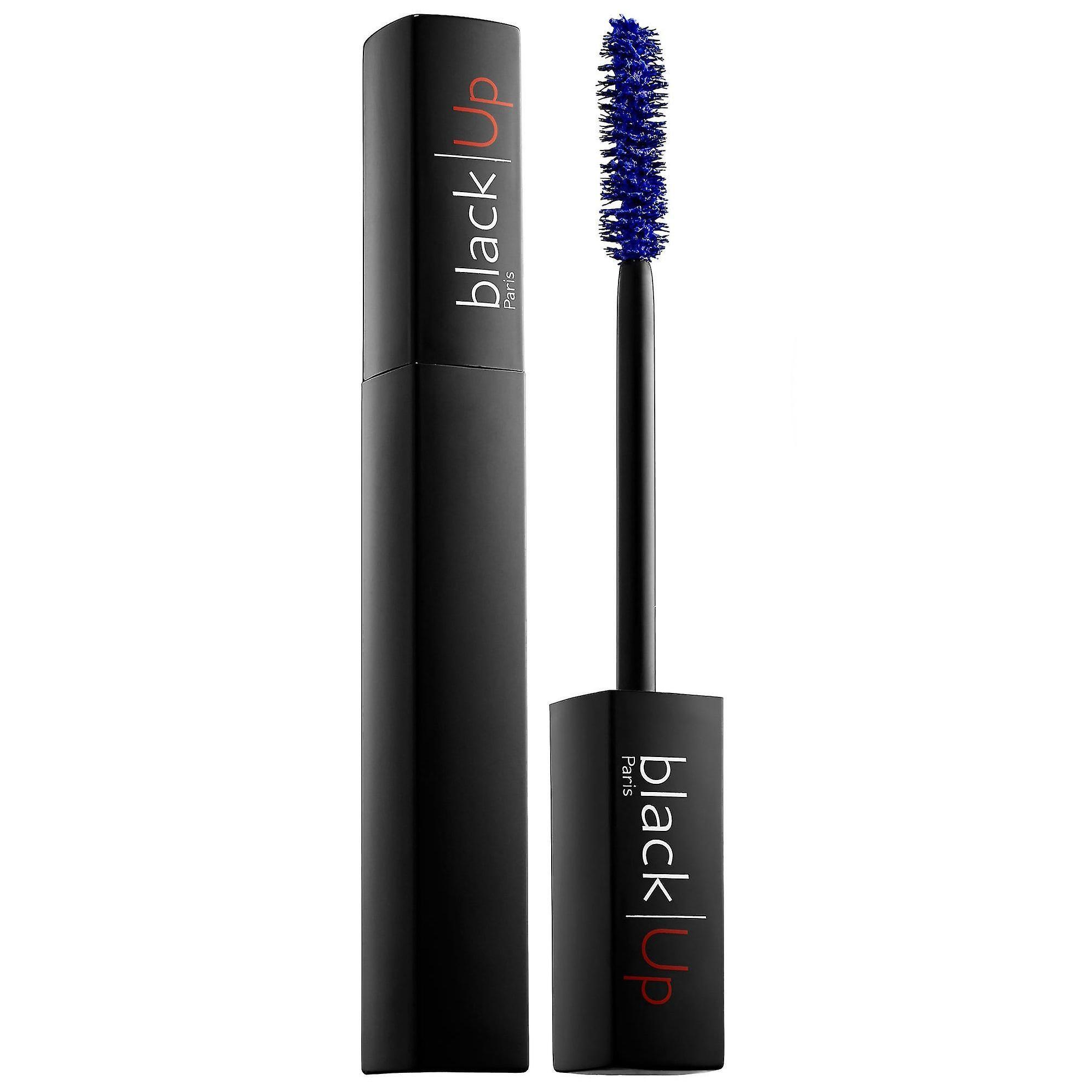 Volumizing and Lengthening Mascara Blue