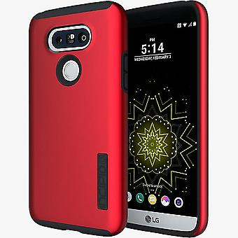 Incipio DualPro Case for LG G5 - Iridescent Red/Charcoal