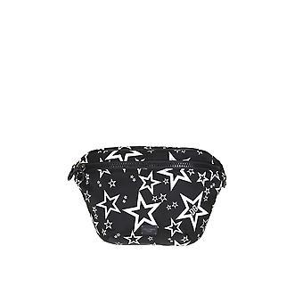 Dolce E Gabbana Bm1760aj610hn36 Men's Black Nylon Pouch