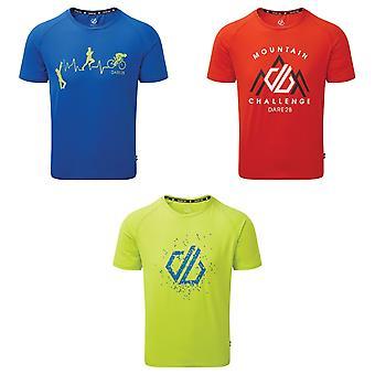 Dare 2B Mens Righteous II Camiseta Gráfica