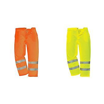 Yoko Unisex Work Hi-Vis Trousers