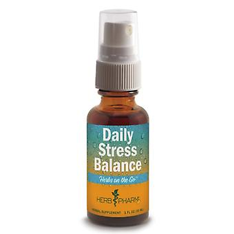 Herb Pharm Herbs on the Go: Daily Stress Balance 1 oz