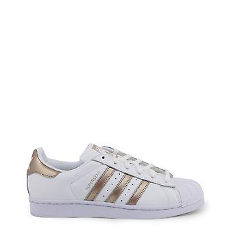 Adidas Original Unisex All Year Sneakers - White Color 36441