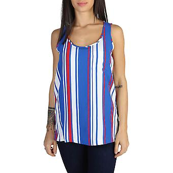 Tommy Hilfiger Original Women Spring/Summer Top - Blue Color 40798