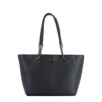 Coach Original Women All Year Shopping Bag - Blue Color 32547