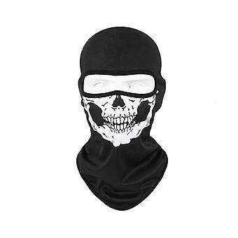 Balaclava with Skull