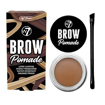 W7 Brow Pomade ~ Soft Brown