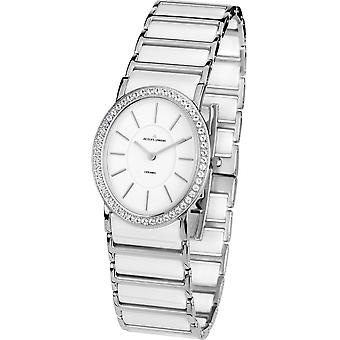 Jacques Lemans - Wristwatch - Ladies - York - High Tech Ceramic - 1-1819B