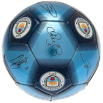 Manchester City FC Signature Skill Ball
