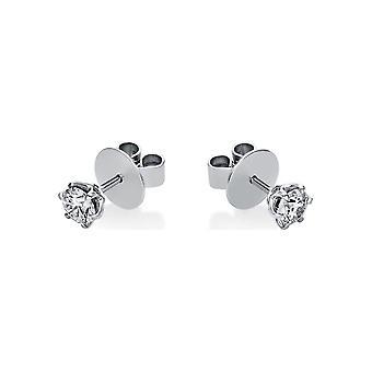 Garanhão de diamante - 18K 750/-Ouro - 0,8 ct. - 2F670W8-1