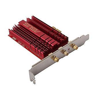 Wi-Fi rede placa mãe Asus 90IG00R0-BM0G0 AC1900 PCI E