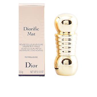 Diane Von Furstenberg Diorific Mat Lipstick #750-fabuleuse 3,5 Gr voor vrouwen