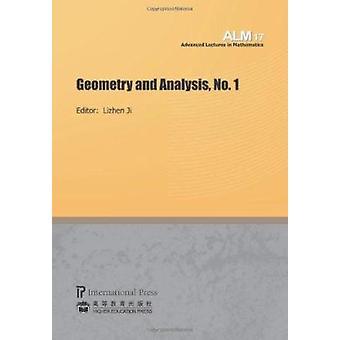 Geometry and Analysis - No. 1 by Lizhen Ji - 9781571462244 Book