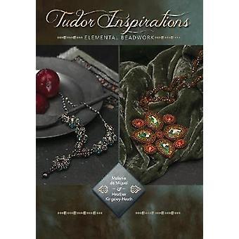 Tudor Inspirations - Elemental beadwork by Heather Kingsley-Heath - 97