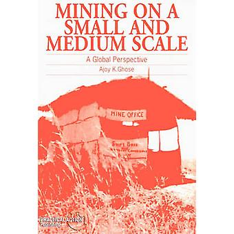 Mining on a Small and Medium Scale - A Global Perspective by Ajoy K. G