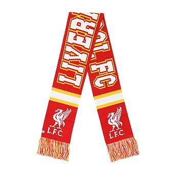 47 Brand Scarf - BREAKAWAY FC Liverpool red