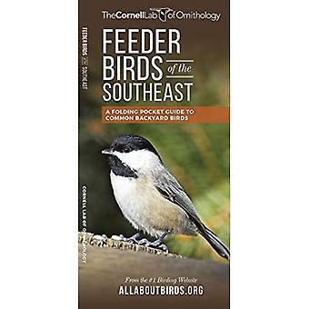 Feeder Birds of the Southeast: A Folding Pocketa� Guide to Common Backyard Birds