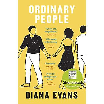 Ordinary People by Diana Evans - 9781784707248 Book
