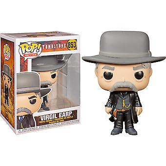 Tombstone Virgil Earp Pop! Vinyl
