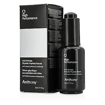 Logistics For Men Anti Wrinkle Glycolic Peptide Serum 30ml/1oz
