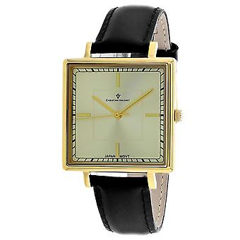 Christian Van Sant Women's Callista Gold Dial Watch - CV0413
