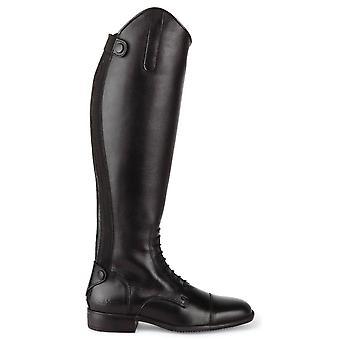 Caldene Womens/Ladies Leather Ashford Long Riding Boots
