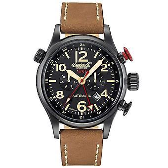 Ingersoll IN3218BBK Lawrence automatic men's watch 46mm