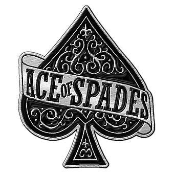 Motorhead Pin Odznak Ace piky band logo nové oficiálne kovové klopě