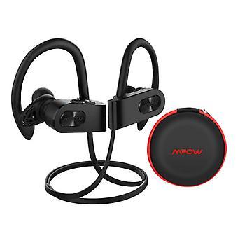 MPOW Flame 2 TWS Wireless Earpieces with Ear Hook Bluetooth 5.0 In-Ear Wireless Buds Earphones Earbuds Earphone 150mAh Black